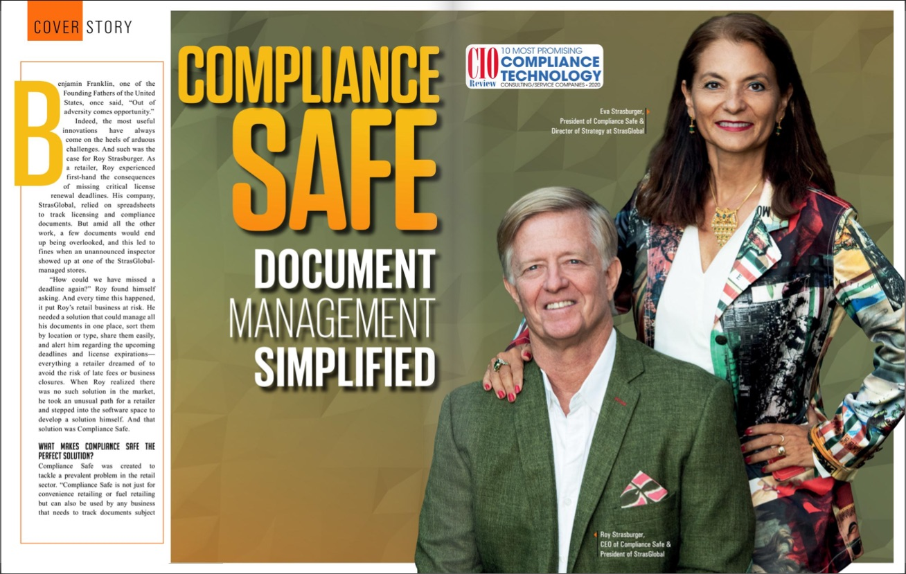CIO In Review Compliance Safe